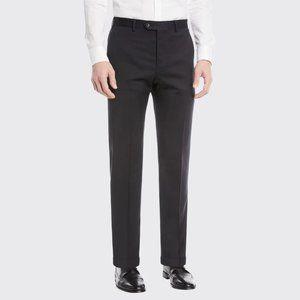 Giorgio Armani Dark Grey Wool Dress Pants / Trouse